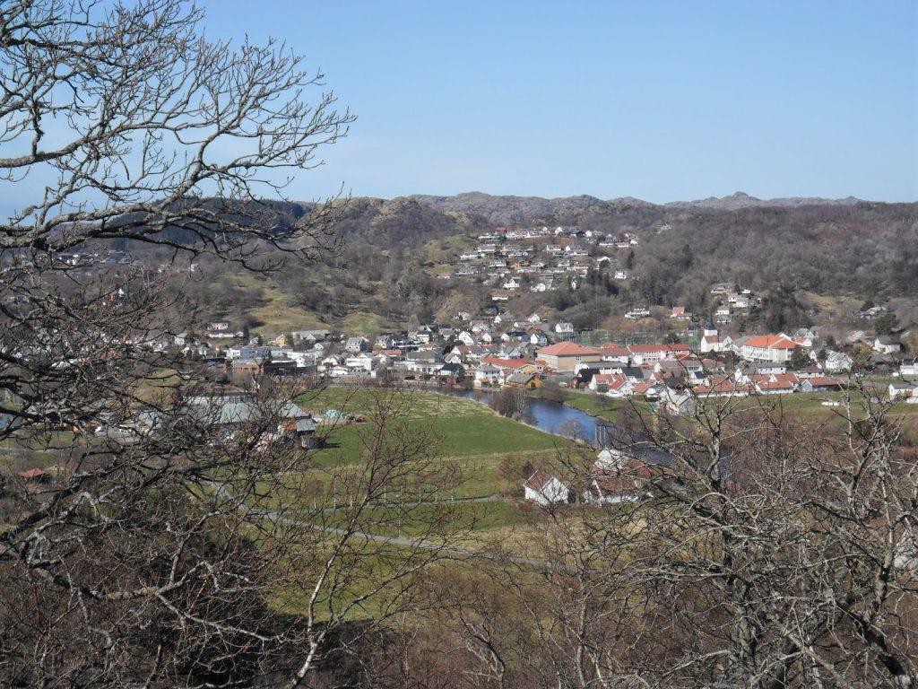 Haneberg og Bø