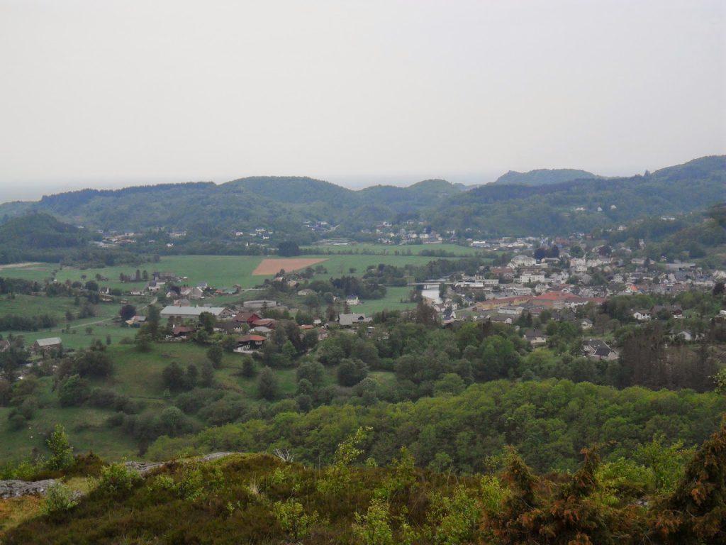 Utsikt mot Haua