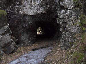 Jernbanetunnelen