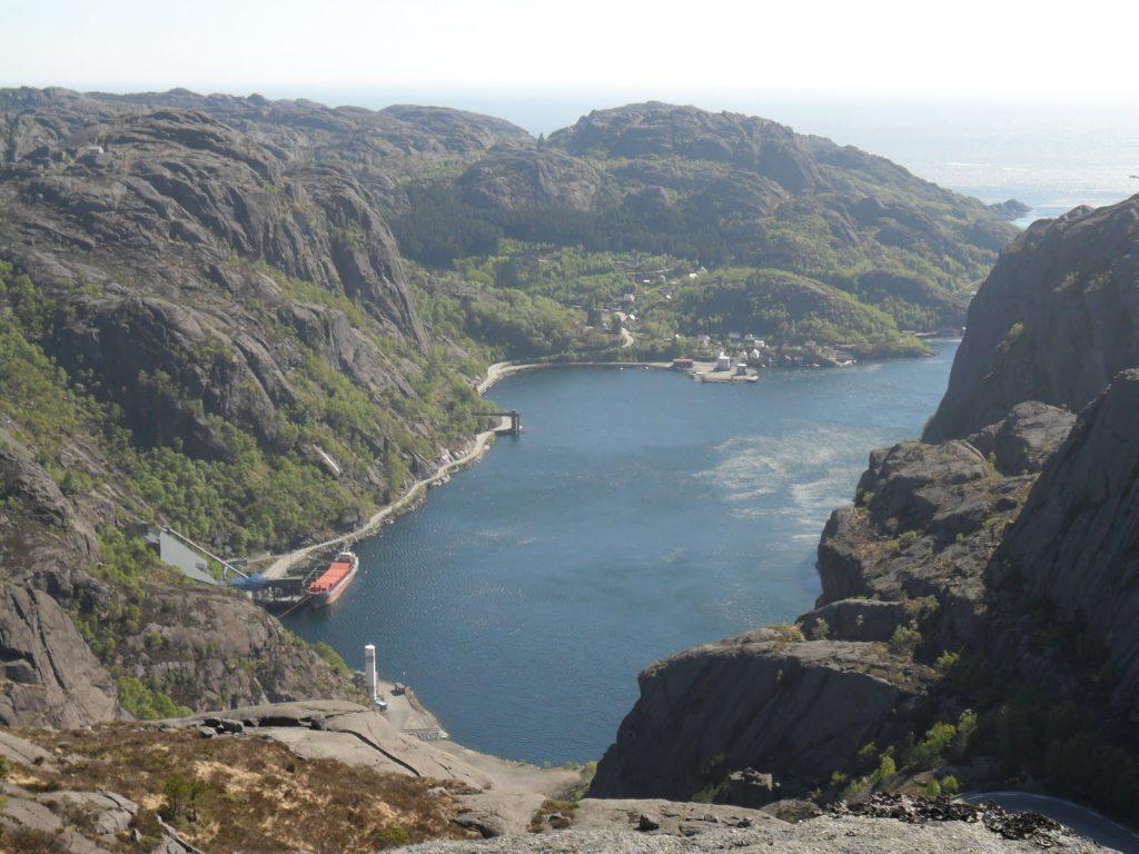 Jøssingfjorden