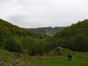 Utsikt ned Fardal
