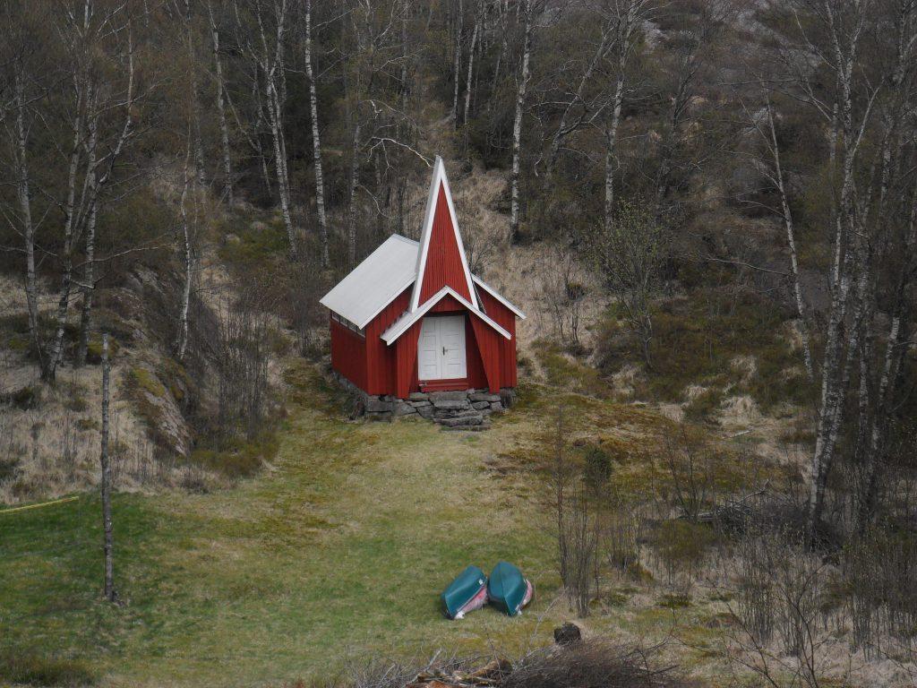 Kapellet på Lio