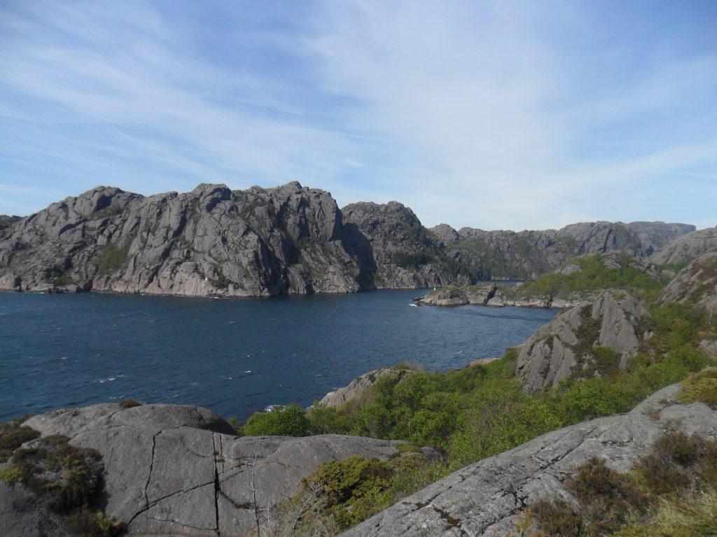 Her begynner Jøssingfjorden