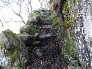 Trappene opp til Sletna