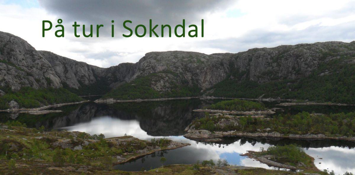 På tur i Sokndal