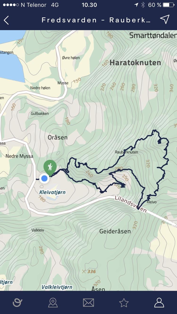 private skilt skogsvei