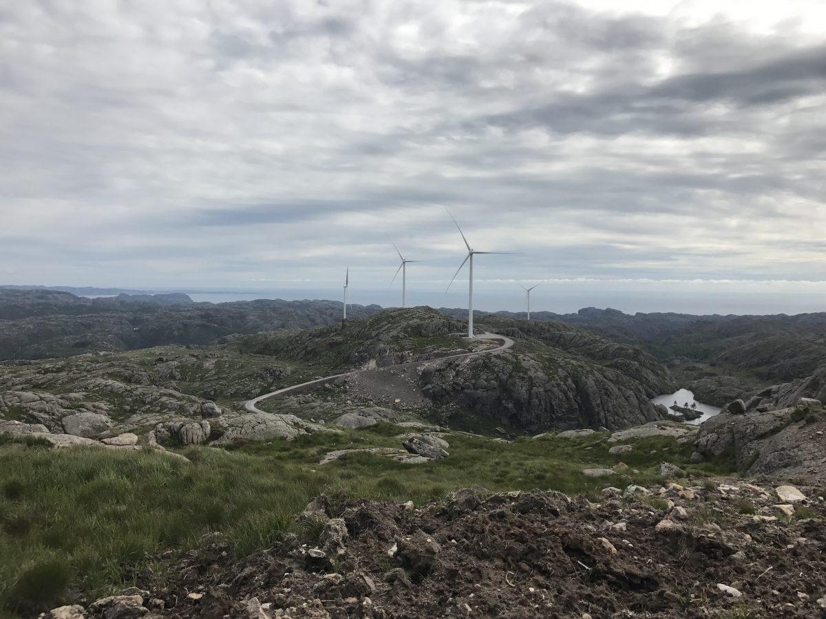 Blåfjell gruver-Åna-Sira